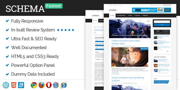 MyThemeShop Schema v1.1.7 – WordPress Theme