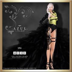 (IMAGE) Ulla (c)-AZUL-byMamiJewell