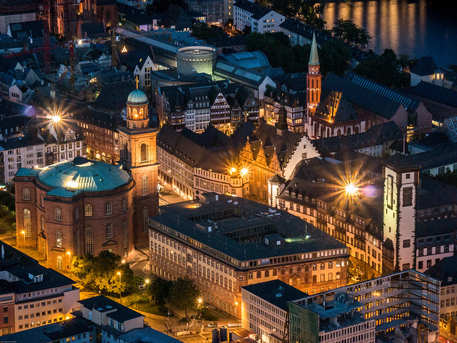 Frankfurt, Paulskirche, Panasonic DMC-G6, Lumix G X Vario 35-100mm F2.8 Power OIS