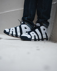 "Air ""More"" Uptempo Olympic"
