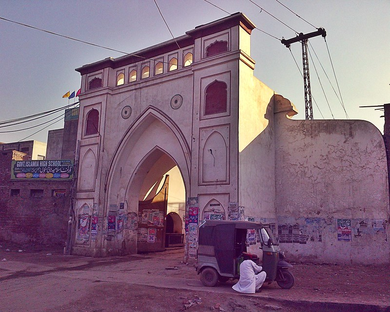 Khizri or Sheranwala Gate