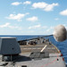 USS McCampbell fires its MK45 5-inch gun during a live-fire training exercise. by Official U.S. Navy Imagery