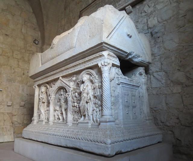 Split, arheolo ki muzej, Canon IXUS 125 HS