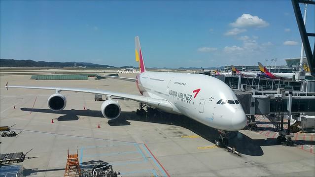 韓亞航空004