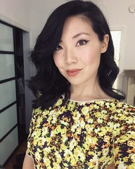 My fall look for @lionmov screening last night.  #motd #ootd #anthro #hollywood #fashion #beauty #style #losangeles #actress #asianactress #asian #newhair