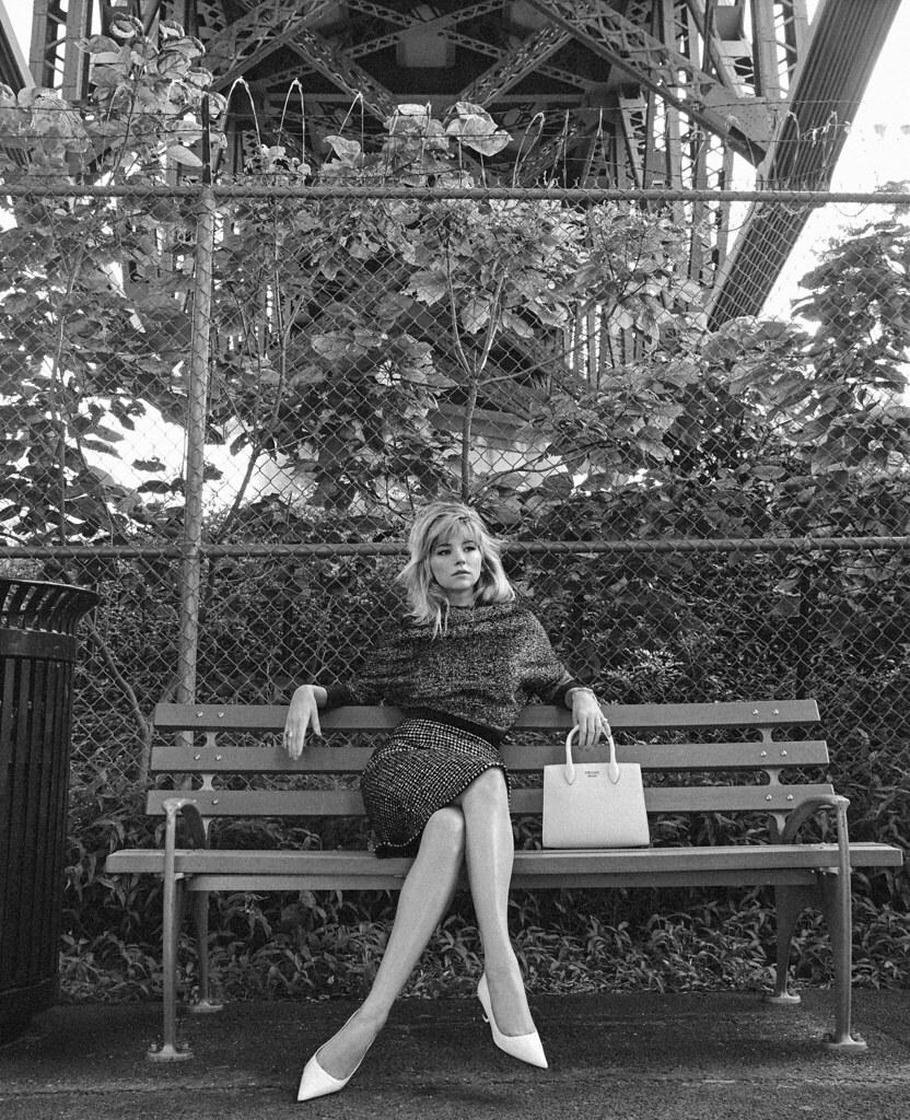 Хейли Беннетт — Фотосессия для «The Edit» 2016 – 6