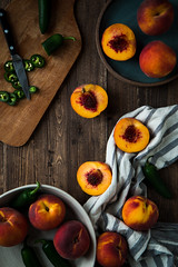 Jalapeno Peach Jam | Will Cook For Friends
