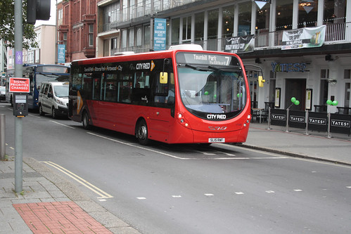 First Hampshire and Dorset 47688 SL15RWF