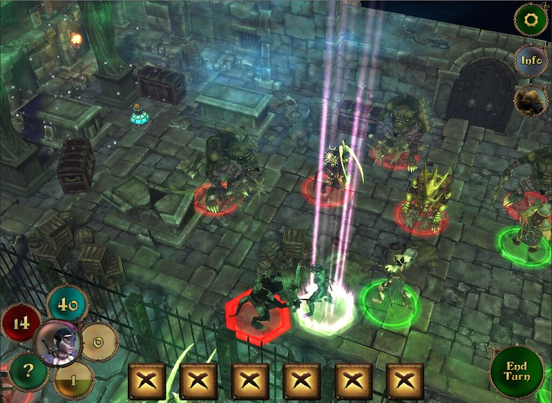 Demon's Rise - XCOM-style Tactical RPG for iOS | Mognet