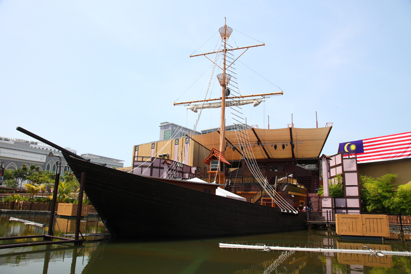 Bahtera-Merdeka-Ship