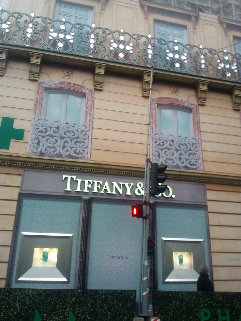Tiffany & Co. - Paris
