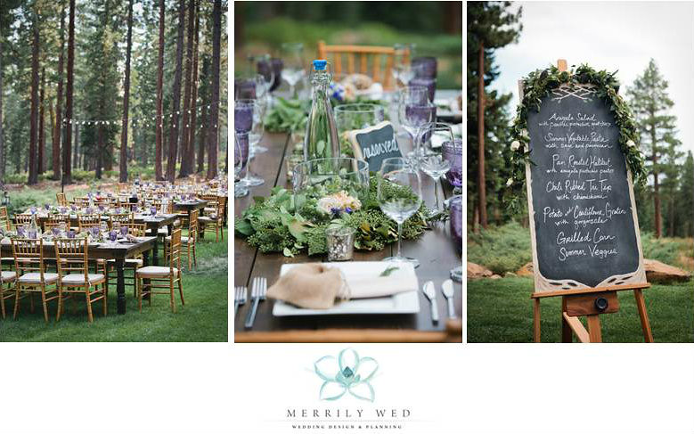Whimsical Forest Wedding 3