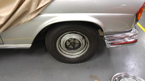 Early style wheels