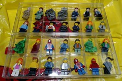 SpiderMan Minifigs