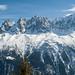 Chaine du Mont-Blanc by Alain Bachellier