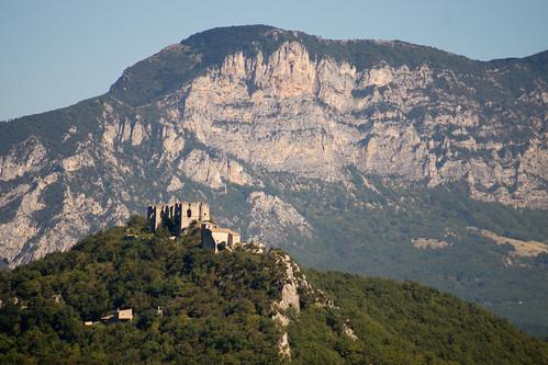 Château de Soyans - Drôme provençale