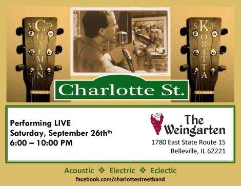 Charlotte Street 9-26-15