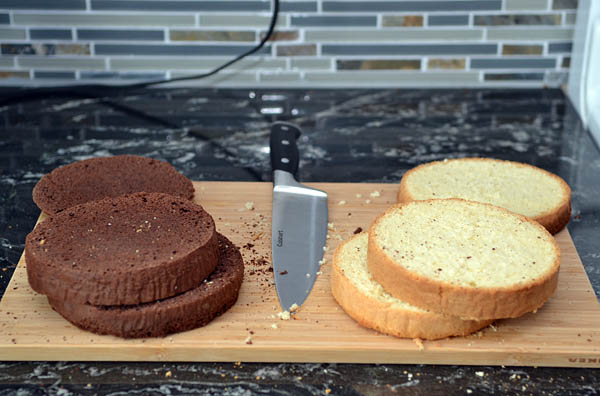 Мокрый бисквитный торт рецепт