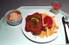 "Pork cutlet ""vienna style"" with french fries / Schweineschnitzel ""Wiener Art"" mit Pommes Frites"