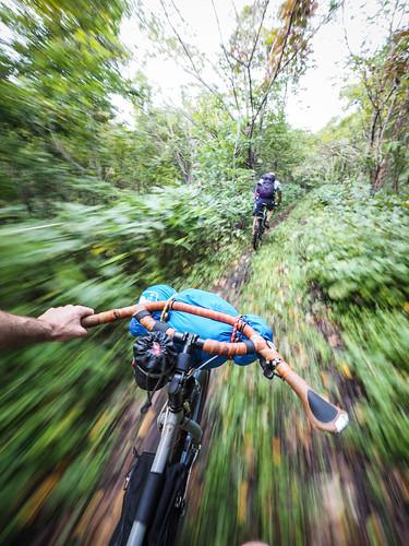 A bike ride from Harukayama to Ishikari Bay, Hokkaido, Japan