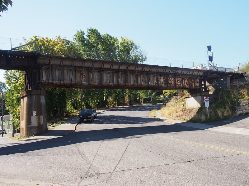 Old Milwaukee Road Trestle