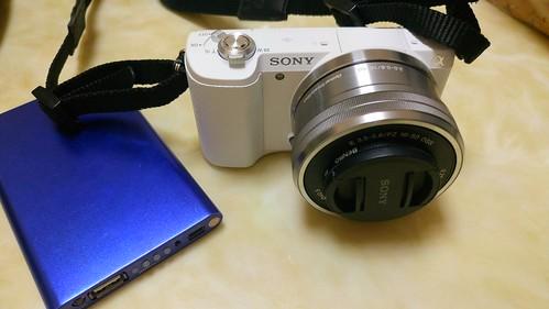 相機、記憶卡及行動電源