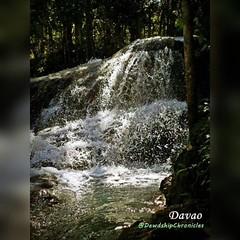 Hagimit Falls (Samal Island, Davao 2012)... @passthedutzie  #dutzthewanderer #Lagalag #Wanderlust #Travel #Vacation #Staycation #Trip #tourist #triplookers #travelawesome #travelingourplanet #traveldeeper #instapassport #passionpassport #tasteintravel #lu
