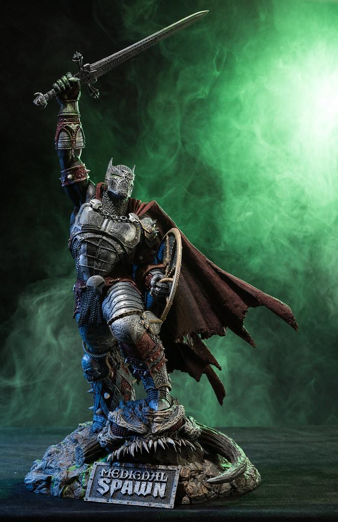 期待已久的新作!麥法蘭將推出「中世紀武士閃靈悍將」雕像