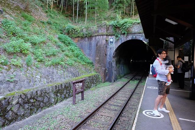 Torokko Arashiyama Station