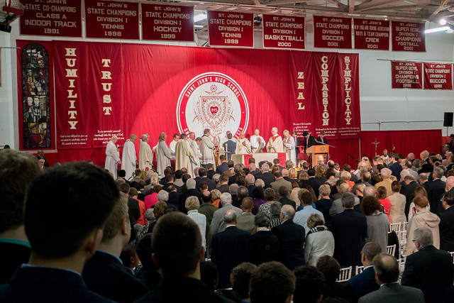 Mass of the Holy Spirit/Founders Hall Dedication