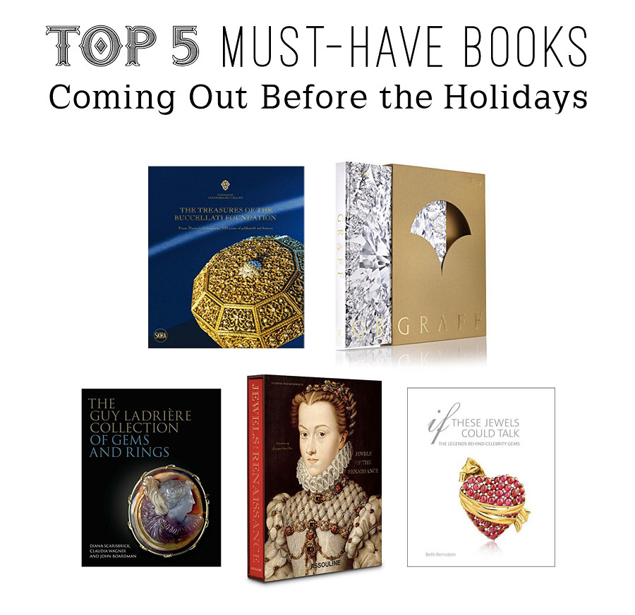 Top 5 New Release Jewelry Books