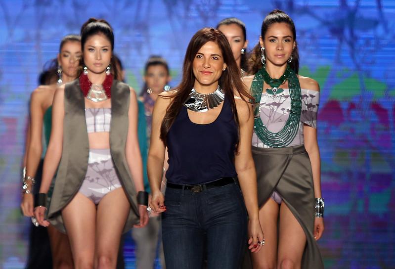 Pasarela Senda Nelly Rojas (CaliExposhow 2015)