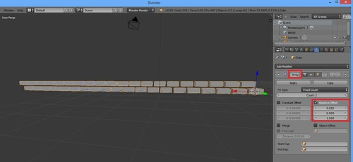 3D Printing - Occoquan Mill House Museum -Screenshot - Brickwork 2