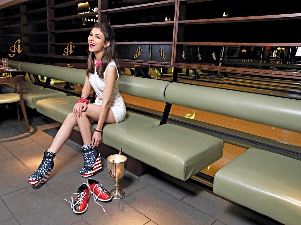 Виктория Джастис — Фотосессия для «Teen Now» 2012 – 1