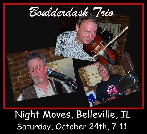 Boulderdash Trio 10-24-15