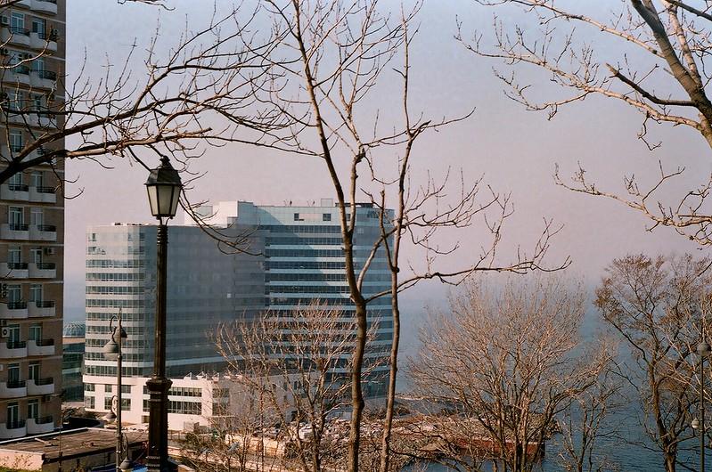 Hyatt. Vladivostok