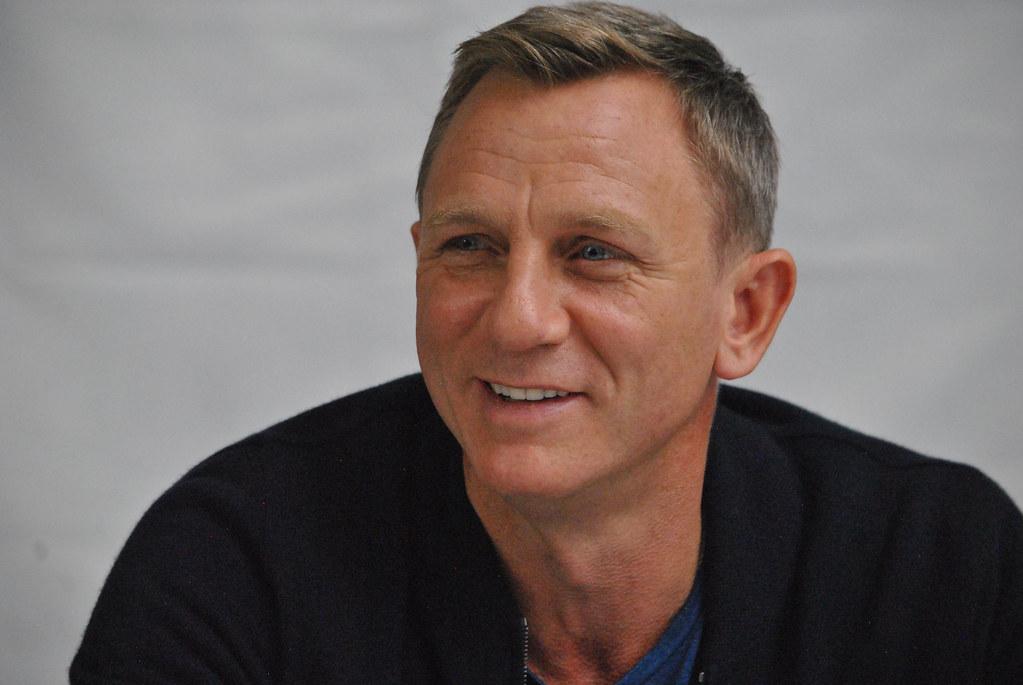 Дэниел Крэйг — Пресс-конференция «007: СПЕКТР» 2015 – 41