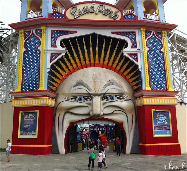 Australia - Luna Park