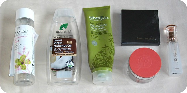October Empties #bloggers