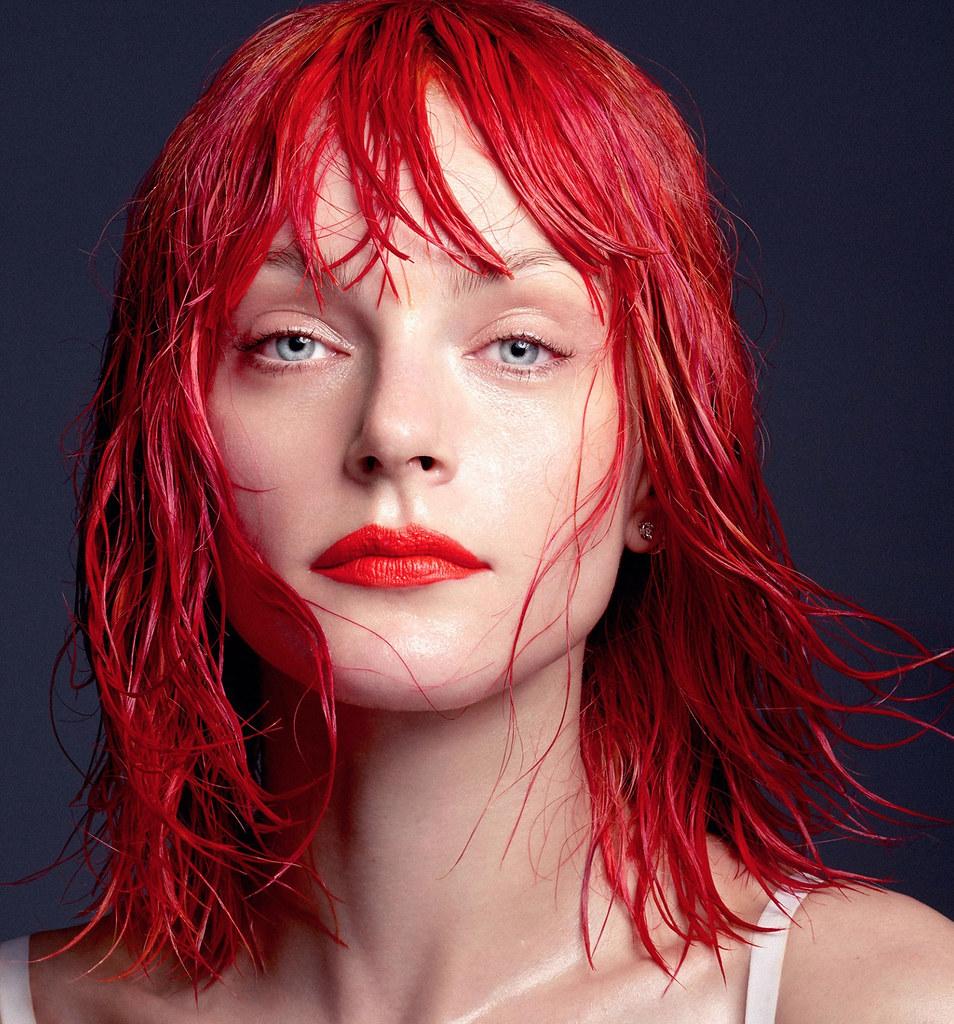 Джессика Стэм — Фотосессия для «Narcisse» 2015 – 10