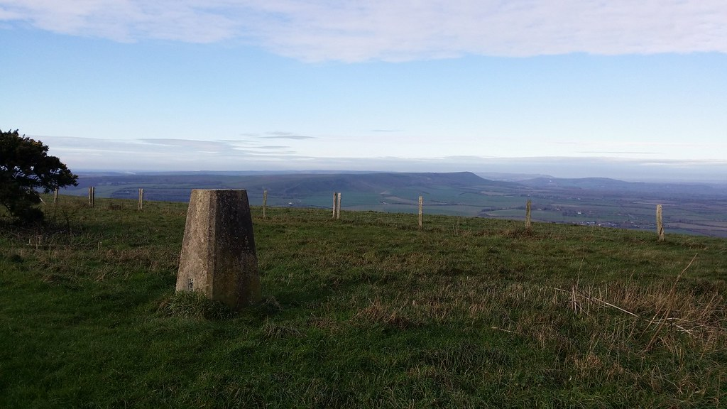 Wilmington Hill trig point #sh