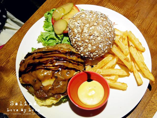 景美夜市發福廚房美式漢堡 (6)