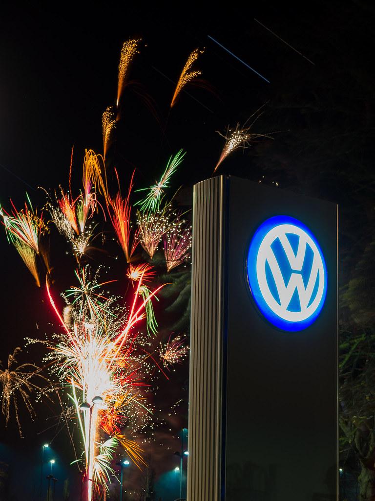 VW boom