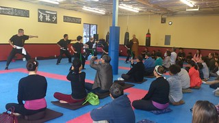 November 15 '15 Shaolin School Grand Opening