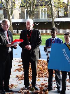 151113 - Opening of St John Bosco College