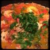#homemade #fish rolls alla #Scilla #CucinaDelloZio - remove fish rolls and add parsley