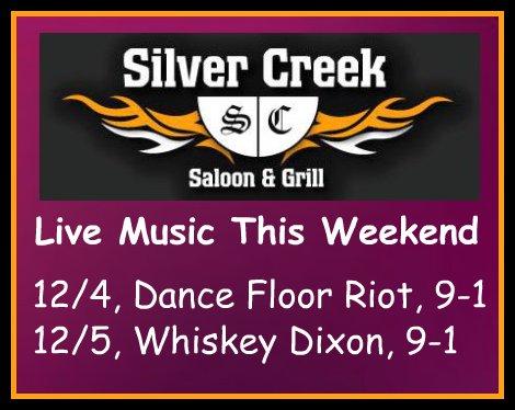Silver Creek 12-4, 12-5-15