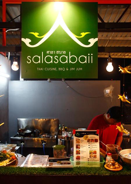 Salasabaii Thai Cuisine Mookata Jim Jum