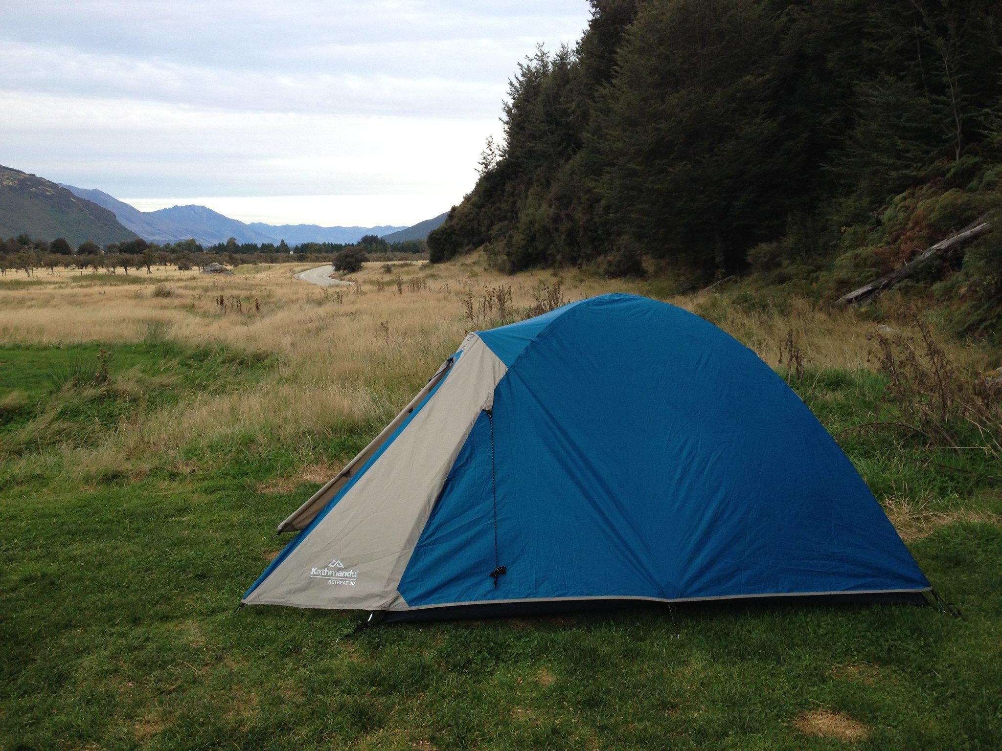 Wee tent