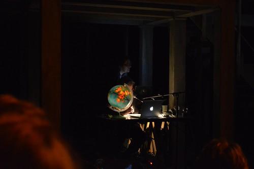 Inauguration de l'Atelier des Songes